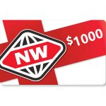 New World 1000 NZD Physical Gift Card Express Delivery