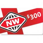 New World 300 NZD Physical Gift Card Express Delivery