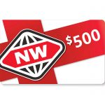 New World 500 NZD Physical Gift Card Express Delivery