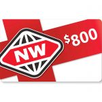 New World 800 NZD Physical Gift Card Express Delivery