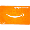 Amazon 100 AUD Digital Gift Cards Email Delivery 1
