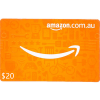 Amazon 20 AUD Digital Gift Cards Email Delivery